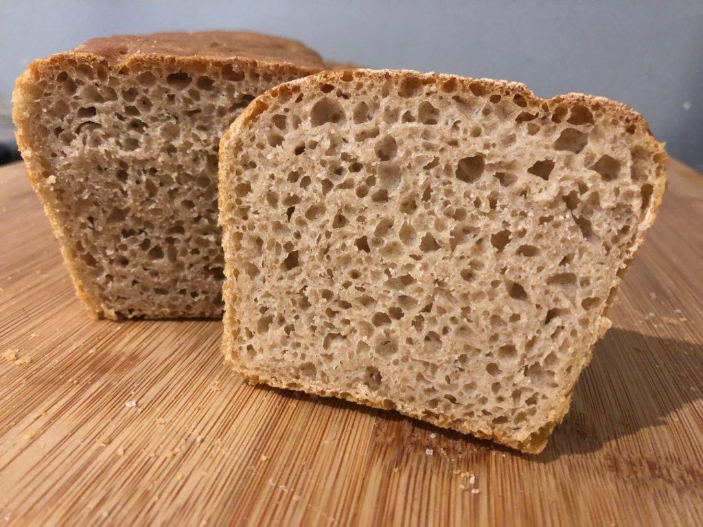 piekę chleb na zakwasie