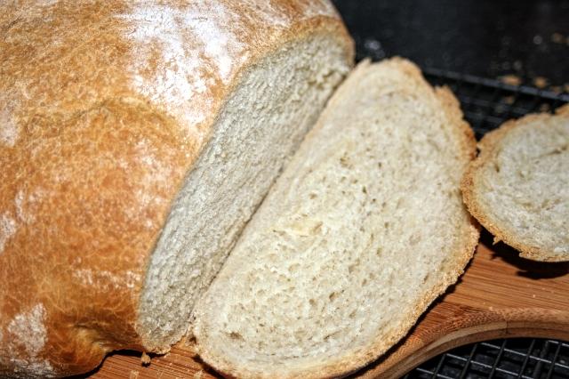 chleb w stylu włoskim Pugliese