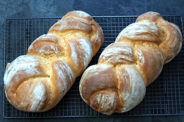 chleb, warkocz śniadaniowy